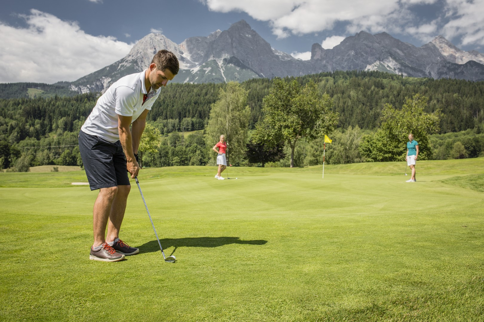 Golf Saalfelden Leogang